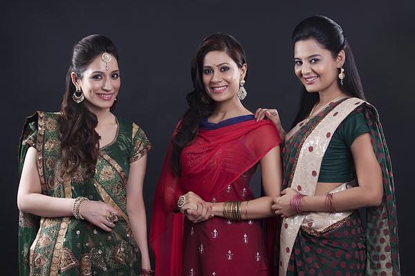 Portrait of young women Photograph by Sudipta Halder