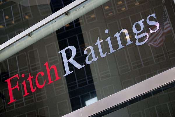 Ratings Agencies in New York Photograph by Bloomberg