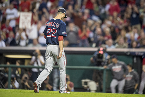 Rick Porcello Photograph by Billie Weiss/Boston Red Sox