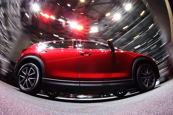 Second Day Of The 87th Geneva international Motor Show Photograph by Bloomberg