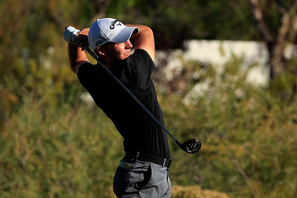 Shriners Hospitals For Children Open - Round Two Photograph by Cliff Hawkins