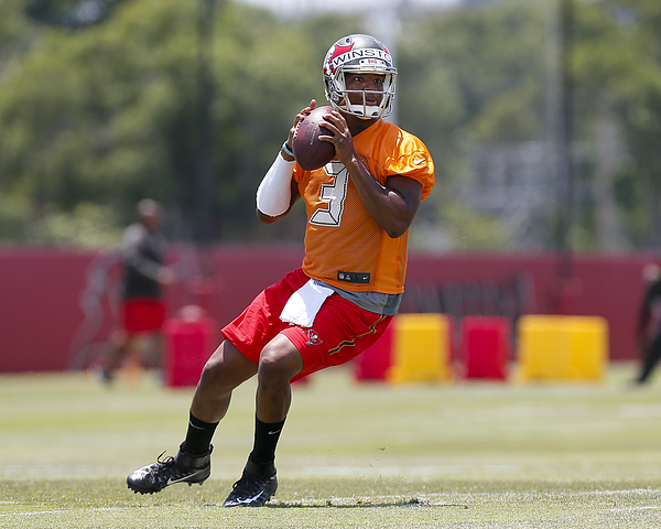 Tampa Bay Buccaneers Minicamp Photograph by Don Juan Moore