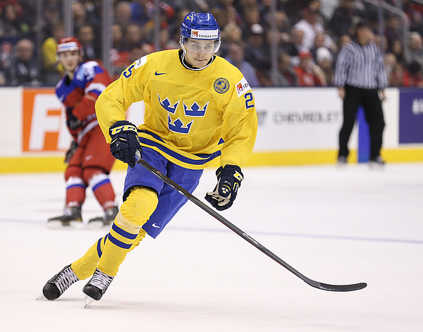 Team Russia v Team Sweden Photograph by Claus Andersen