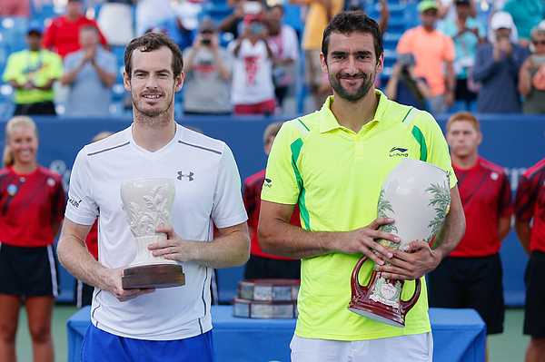 TENNIS: AUG 21 Western & Southern Open Photograph by Icon Sportswire