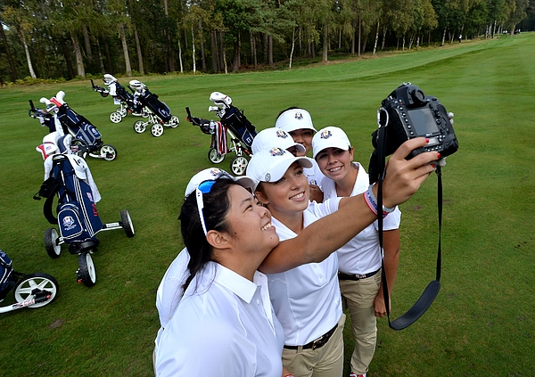 The 2014 Junior Ryder Cup - Previews Photograph by Mark Runnacles