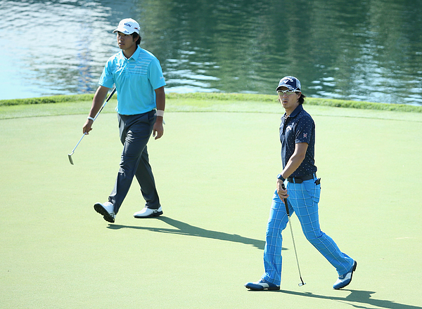 THE PLAYERS Championship - Preview Day 2 Photograph by Richard Heathcote