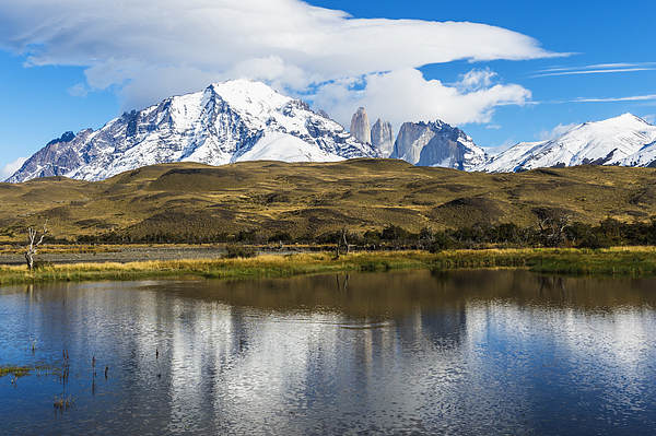 Torres Del Paine Np Photograph by Gabrielle Therin-Weise
