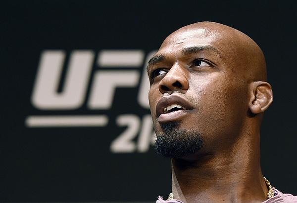 UFC 214- Press Conference Photograph by Kevork Djansezian
