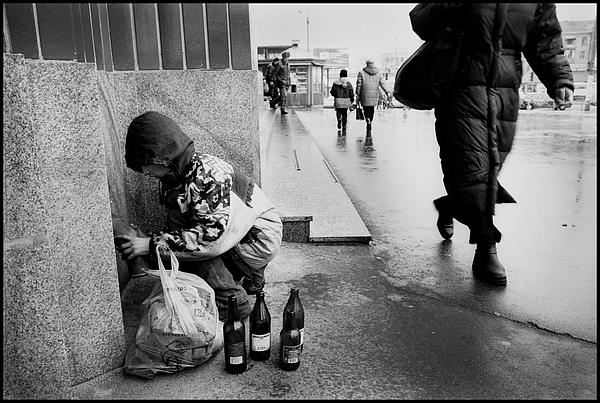 Ukraines Lost Generation Photograph by Kurt Vinion