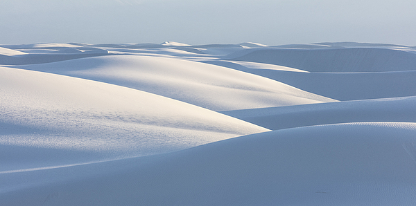 White Sands NM, New Mexico, USA Photograph by David Clapp