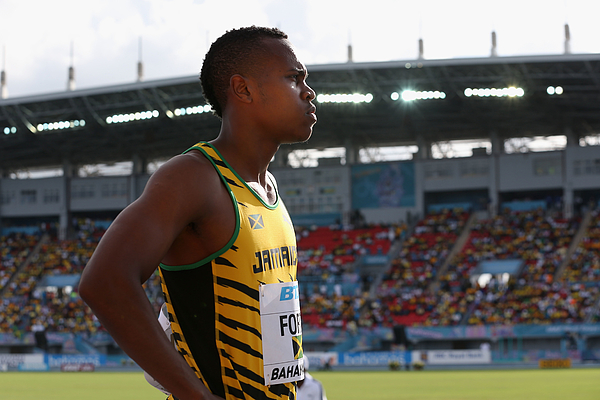 IAAF World Relays - Day 2 Photograph by Christian Petersen