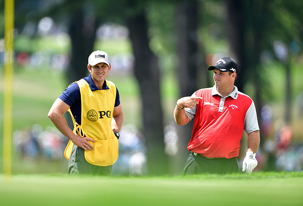 PGA Championship - Round Two Photograph by Stuart Franklin