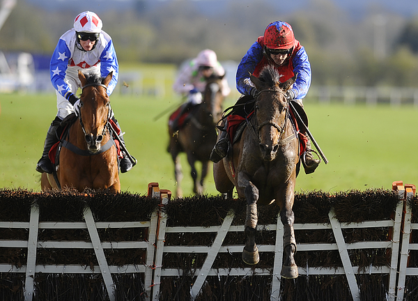 Punchestown Races Photograph by Alan Crowhurst