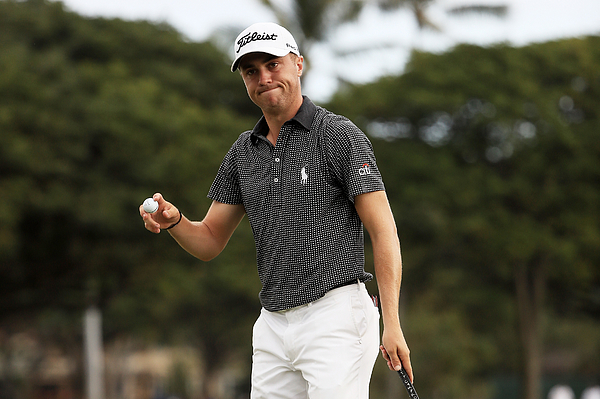 Sony Open In Hawaii - Final Round Photograph by Sam Greenwood