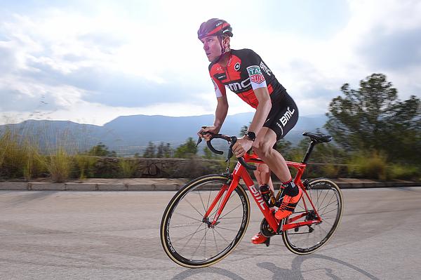 Cycling: Team BMC Racing Team  2017 Photograph by Tim de Waele