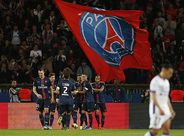 Paris Saint-Germain v Toulouse FC - Ligue 1 Photograph by Jean Catuffe