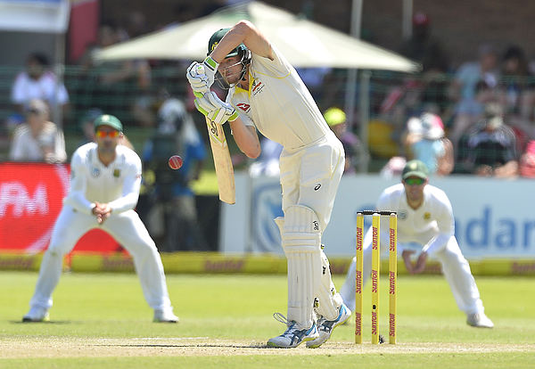 South Africa v Australia - 2nd Test: Day 3 Photograph by Gallo Images