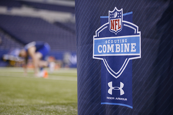 2015 NFL Scouting Combine Photograph by Joe Robbins