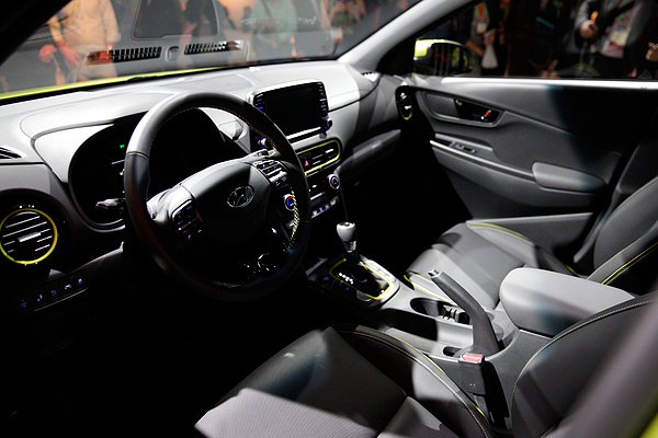 Inside Automobility LA Ahead Of The Los Angeles Auto Show Photograph by Bloomberg