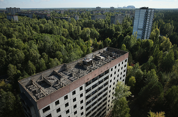 Chernobyl, Nearly 30 Years Since Catastrophe Photograph by Sean Gallup