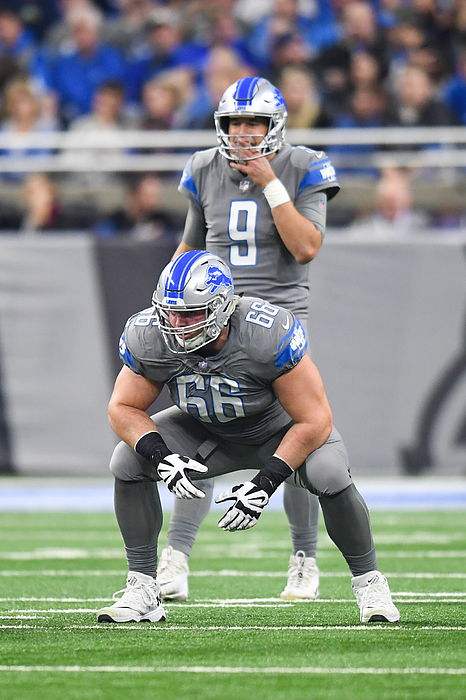 NFL: DEC 16 Bears at Lions Photograph by Icon Sportswire