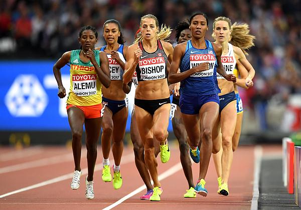 16th IAAF World Athletics Championships London 2017 - Day Eight Photograph by Matthias Hangst