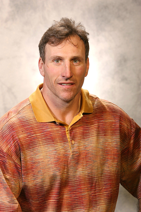 2006 Detroit Red Wings Headshots Photograph by Getty Images