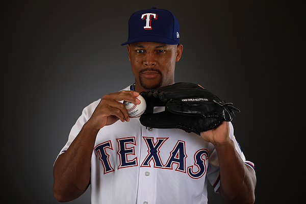 Adrian Beltre Photograph by Gregory Shamus