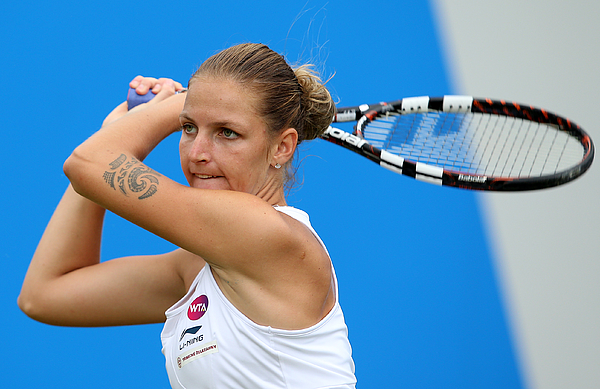 Aegon Classic - Day Six Photograph by Jan Kruger
