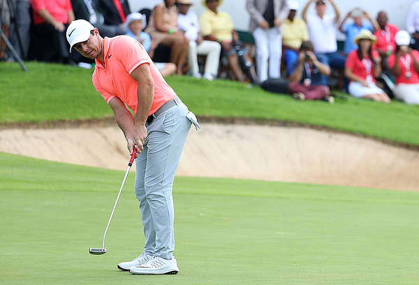 BMW South African Open Championship - Day Four Photograph by Warren Little
