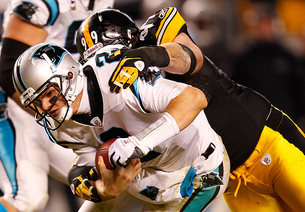 Carolina Panthers v Pittsburgh Steelers Photograph by Jared Wickerham