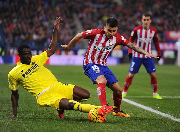 Club Atletico de Madrid v Villarreal CF - La Liga Photograph by Denis Doyle