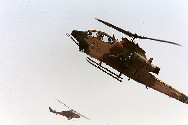 Compined Armed Forces Show Skills In Operation Eager Lion Photograph by Jordan Pix