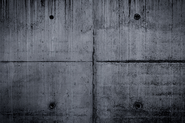Concrete Wall Background Photograph by R.Tsubin