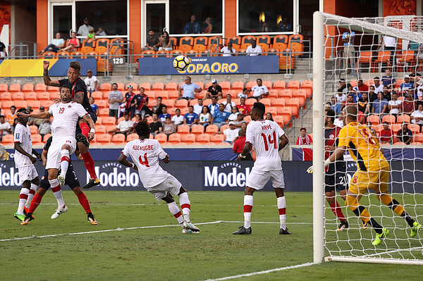 Costa Rica v Canada: Group A - 2017 CONCACAF Gold Cup Photograph by Matthew Ashton - AMA