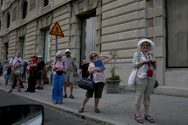 Cuba Poised For New Realities As Diplomatic Ties With U.S. Are Restored Photograph by Joe Raedle