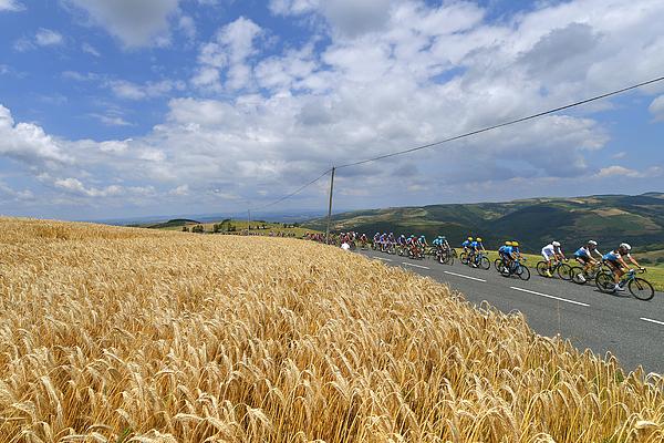 Cycling: 105th Tour de France 2018 / Stage 15 Photograph by Tim de Waele