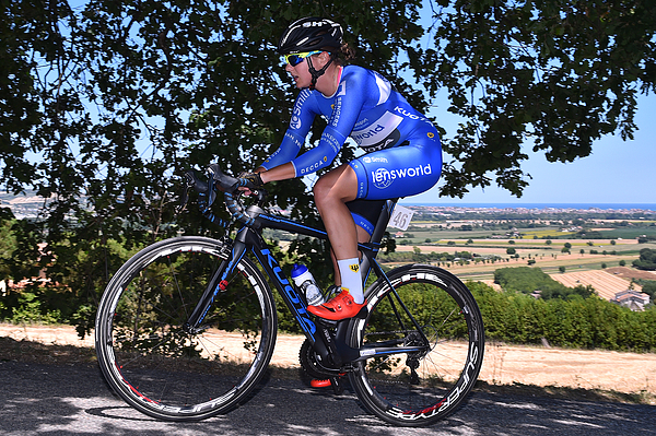 Cycling: 28th Tour of Italy 2017 / Women /  Stage 5 Photograph by Luc Claessen