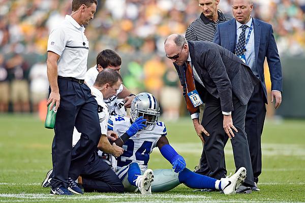 Dallas Cowboys v Green Bay Packers Photograph by Hannah Foslien