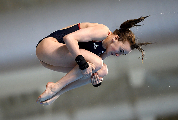 Diving - Day 6: Baku 2015 - 1st European Games Photograph by Matthias Hangst