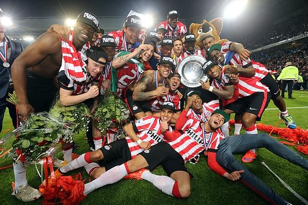 Dutch Eredivisie - PSV Eindhoven v SC Heerenveen Photograph by VI-Images