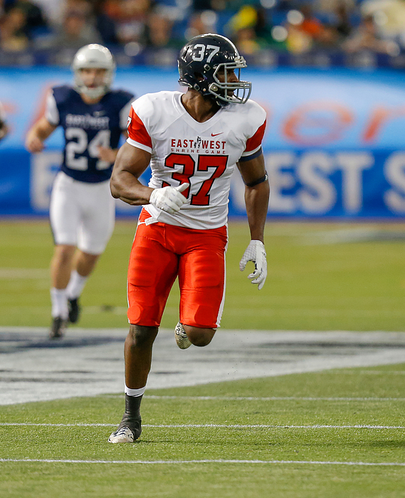 East West Shrine Game Photograph by Mike Carlson