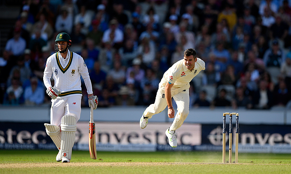 England v South Africa - 4th Investec Test: Day Two Photograph by Stu Forster