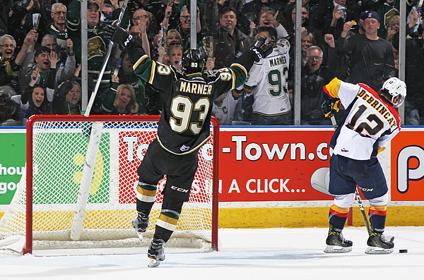 Erie Otters v London Knights - Game Four Photograph by Claus Andersen