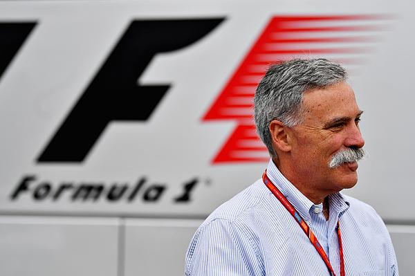F1 Grand Prix of Great Britain - Practice Photograph by Dan Mullan