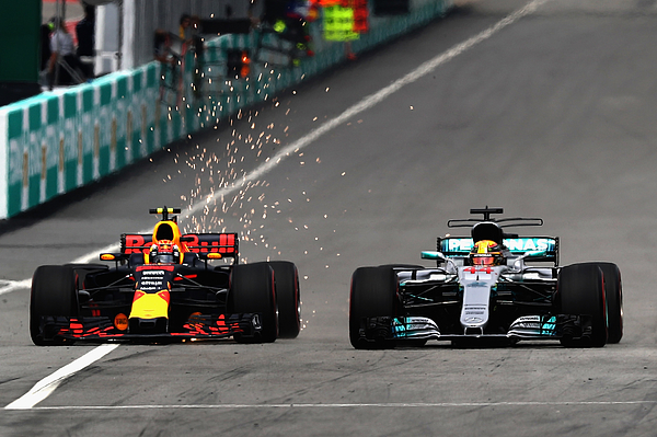 F1 Grand Prix of Malaysia Photograph by Lars Baron
