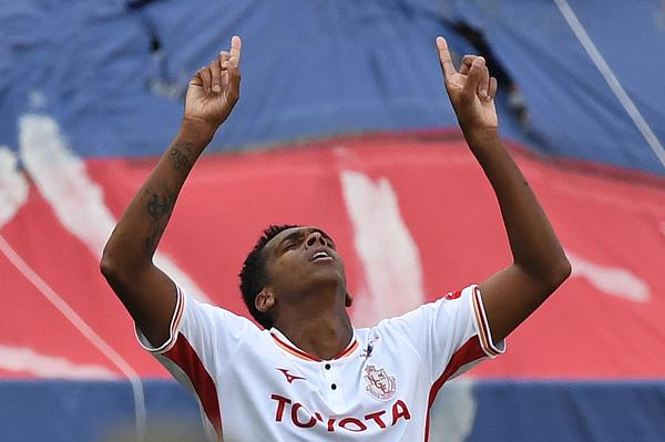 FC Tokyo v Nagoya Grampus - J.League J1 Photograph by Masashi Hara