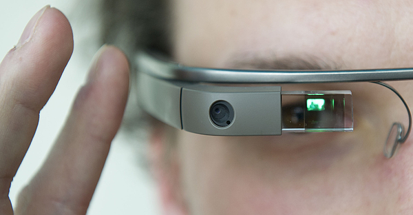 Germany-digital-industry-next-google Glass Photograph by Dpa