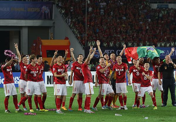 Guangzhou Evergrande v Al Ahli - AFC Champions League Final Photograph by Zhong Zhi