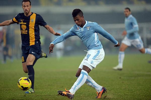 Hellas Verona FC v SS Lazio - Serie A Photograph by Dino Panato